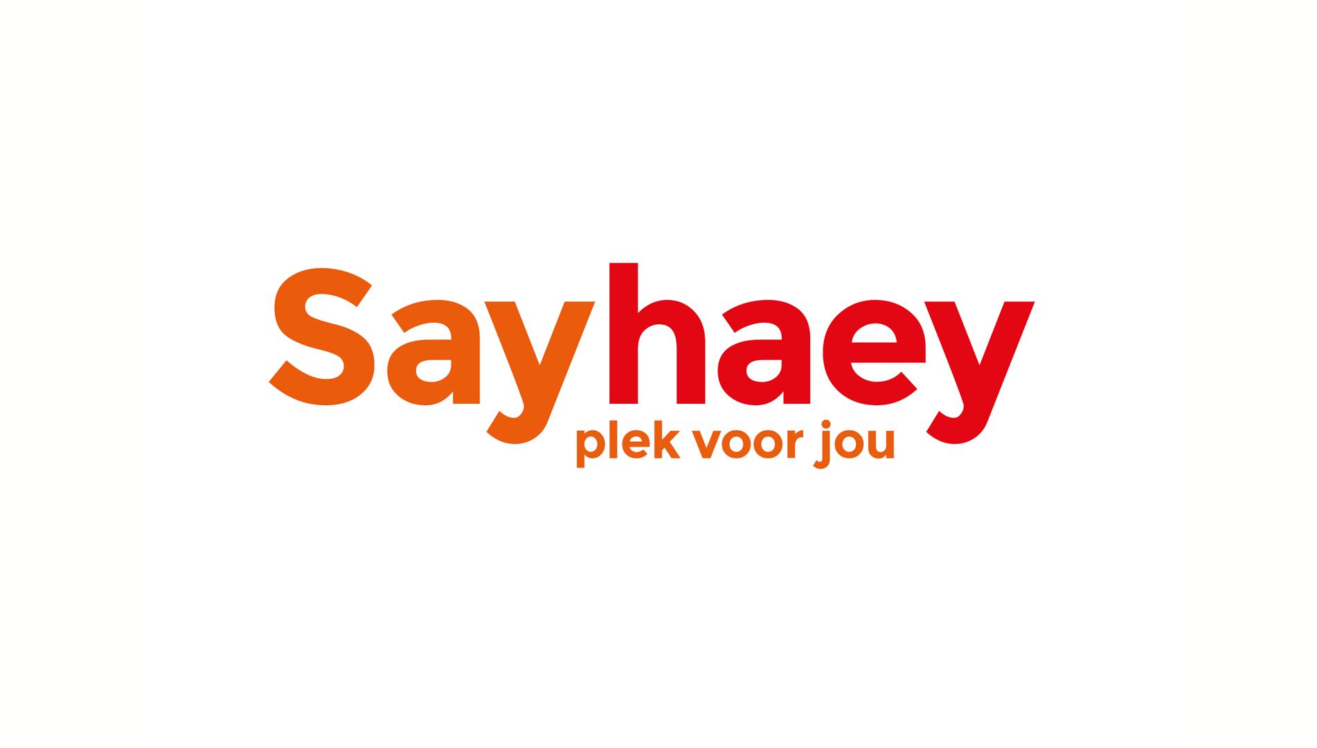 Sayhaey-regel-en-logodesign