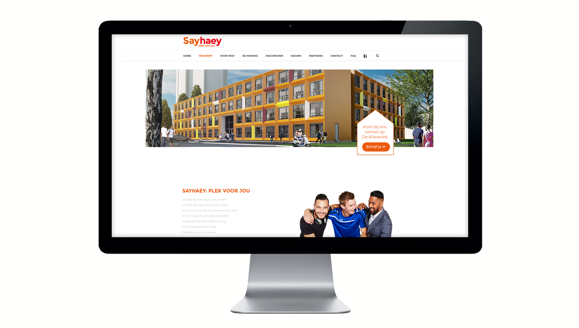 Sayhaey-website
